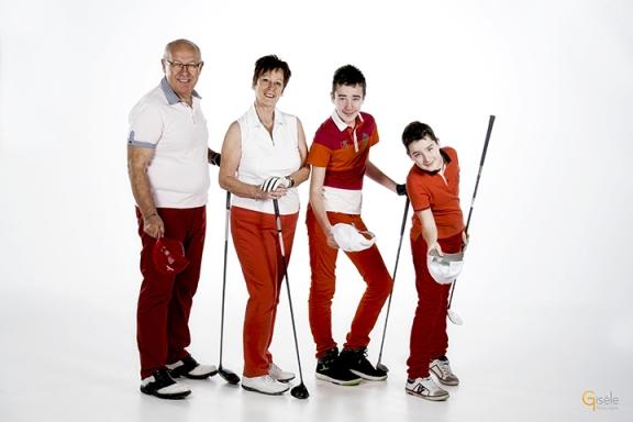 Les golfeurs
